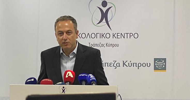 Η Τρ. Κύπρου στήριξε με πάνω από €70 εκατ. το Ογκολογικό Κέντρο