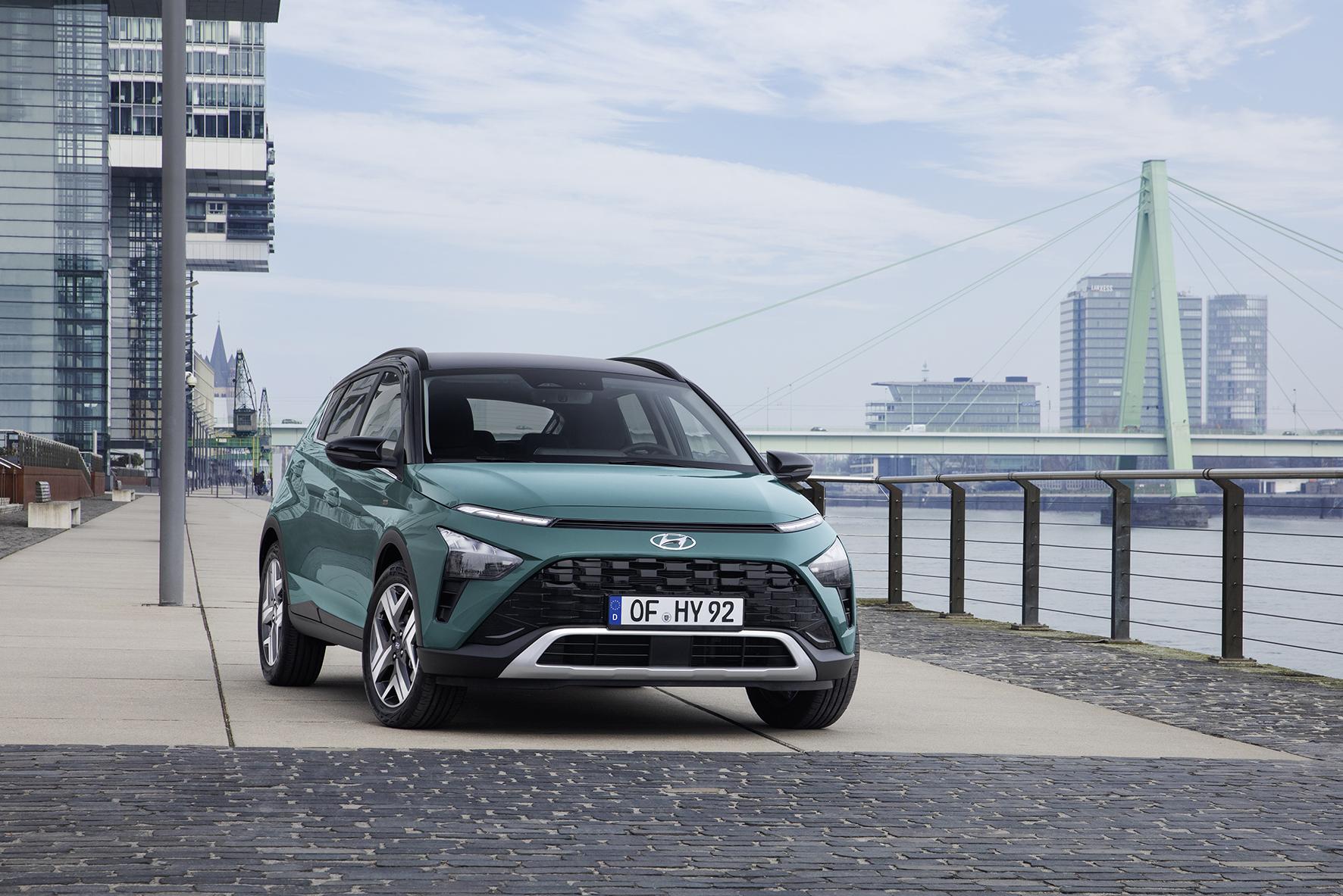 Η Hyundai παρουσιάζει το νέο Bayon, ένα κομψό, στυλάτο SUV!