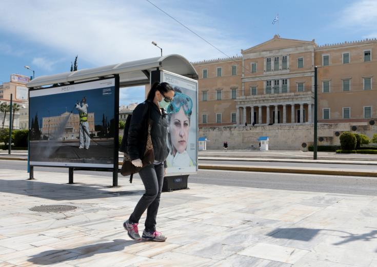 Ανακοινώθηκαν 42 θάνατοι και 3.040 κρούσματα κορωνοϊού στην Ελλάδα