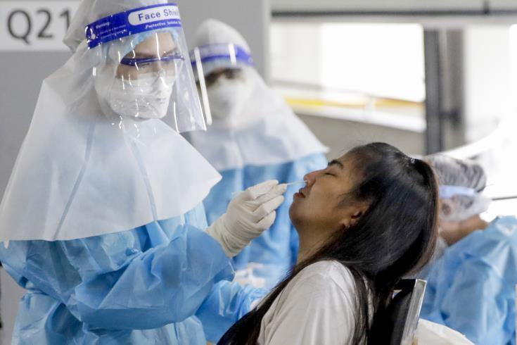 Αύξηση κρουσμάτων κορωνοϊού και θανάτων διεθνώς