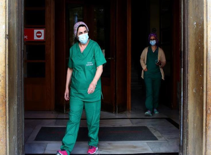 Ογδόντα επτά νεκροί και 3789 κρούσματα κορωνοϊού στην Ελλάδα