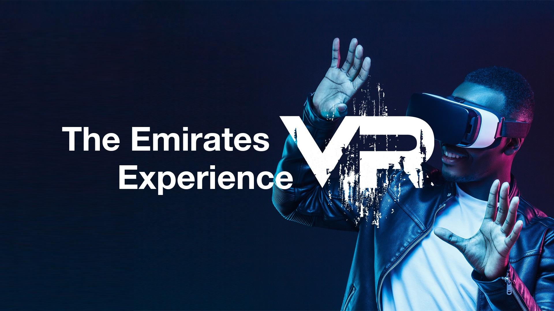 Η Emirates παρουσιάζει την πιο δημοφιλή πλατφόρμα VR στον κόσμο