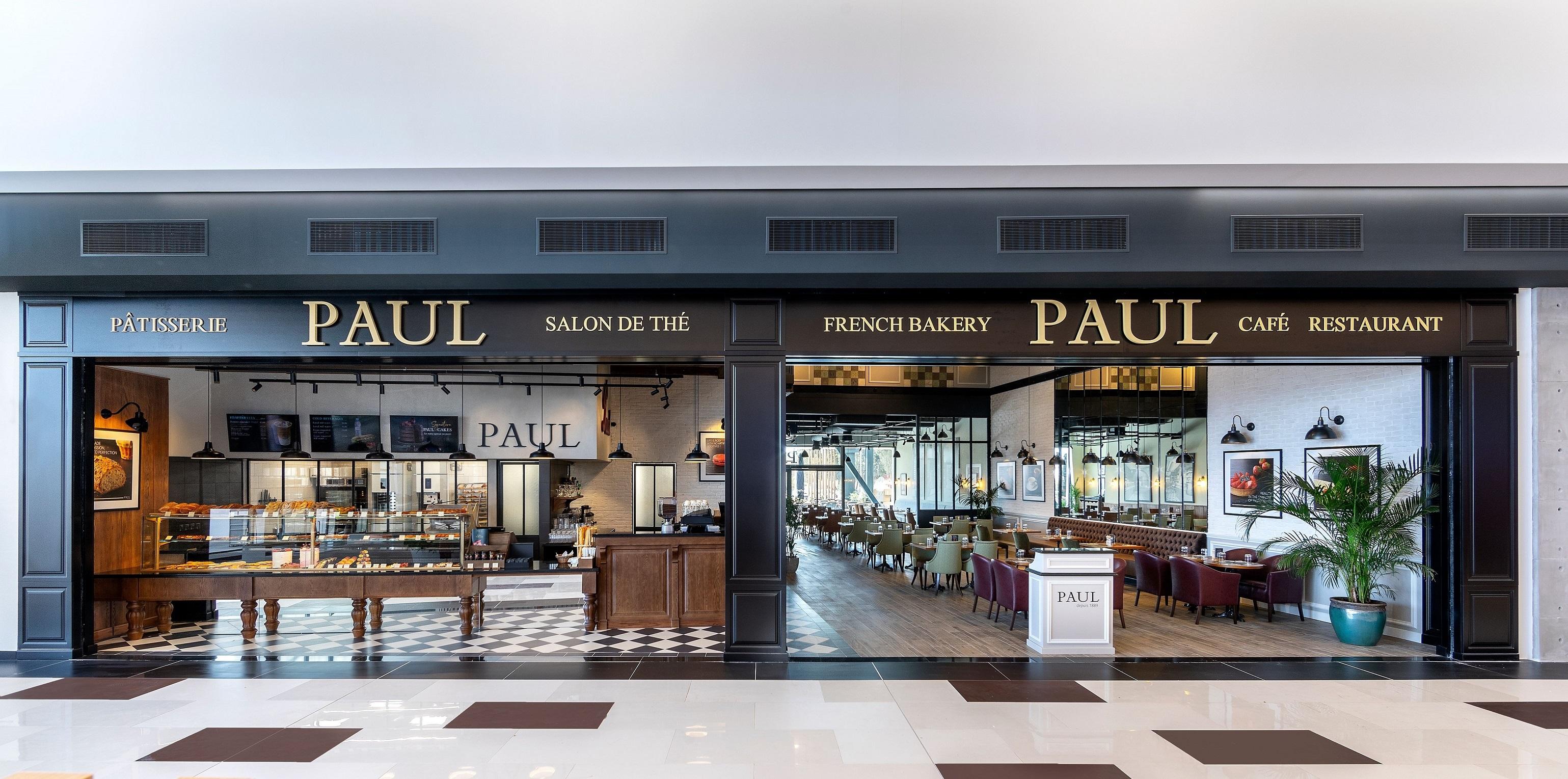 PAUL: Metropolis Mall opening