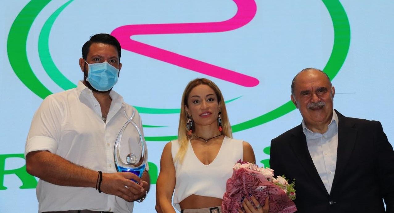 Η Remedica υποδέχτηκε με περηφάνια στις εγκαταστάσεις της την Καρολίνα Πελενδρίτου
