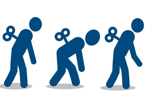 Πως να αυξήσουμε την ενεργητικότητα και να μειώσουμε την κόπωση