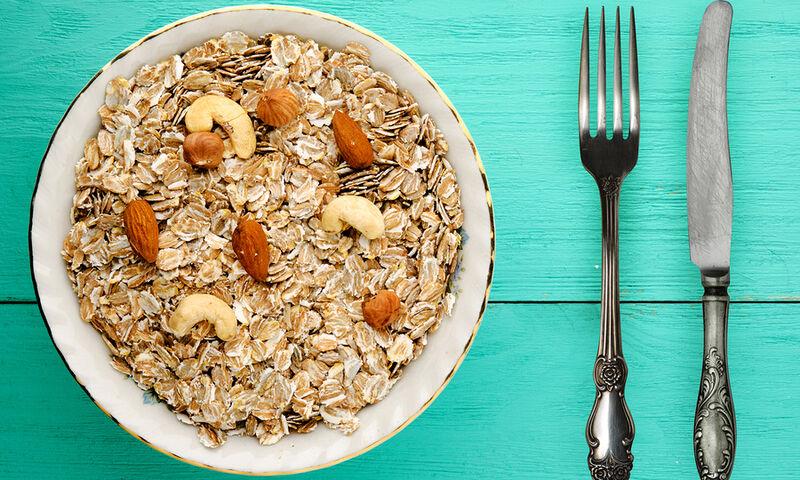 Η σωστή διατροφή βοηθά στην καταπολέμηση του άγχους