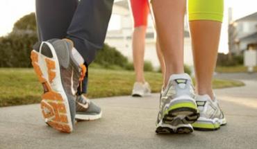 Απώλεια κιλών και σύσφιξη μόνο με λίγα βήματα παραπάνω