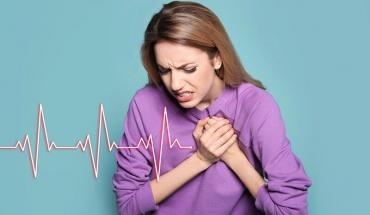 Οι νεαρές γυναίκες όταν παθαίνουν έμφραγμα, κινδυνεύουν περισσότερο