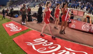 Με επιτυχία ολοκληρώθηκε η μεγάλη φιέστα του Kυπέλλου Coca-Cola