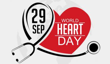 29 Σεπτεμβρίου: Παγκόσμια Ημέρα Καρδιάς- Μήνυμα Επιτρόπου Εθελοντισμού