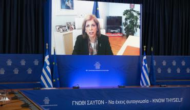 Στέλλα Κυριακίδου: Πανδημία και Ευρωπαϊκό Μητρώο Νεοπλασιών