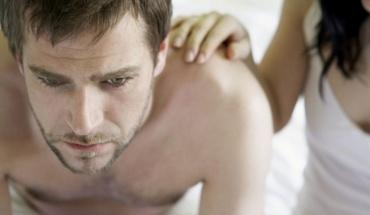 Στυτική δυσλειτουργία λόγω κακής ψυχολογίας