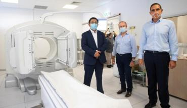 Ιωάννου: Αναβάθμιση διαγνωστικής αξίας εξετάσεων με σύστημα SPECT-CT