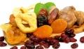 Αποξηραμένα φρούτα: Θρεπτικά και κατάλληλα για σνακ εκτός σπιτιού