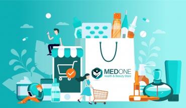 Medone Health & Beauty Store by Marlen Kefala!