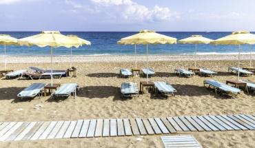 Μέτρα προφύλαξης κατά της εξάπλωσης του κορωνοϊού στις παραλίες