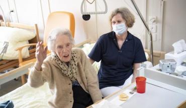 Γηροκομείο στη Νέα Ζηλανδία σε lockdown
