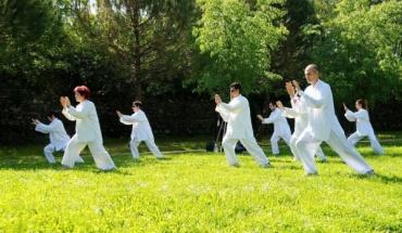 Μια μέθοδος άσκησης της Ανατολής στην υπηρεσία όσων έχουν περάσει έμφραγμα