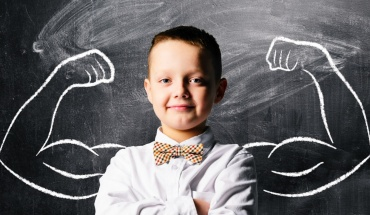 Βοήθησε το παιδί σου να αναπτύξει αυτοσεβασμό