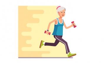 Η άσκηση μπορεί να αποτρέψει την εμφάνιση σοβαρών νόσων