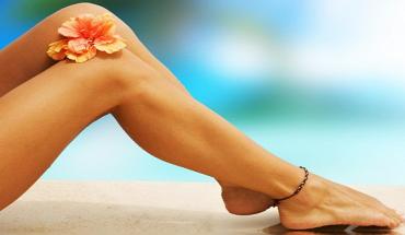 Όμορφα πόδια και πέλματα με απλές συνταγές της καθημερινότητας