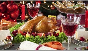 Καλή Πρωτοχρονιά με προσοχή στο φαγητό και το αλκοόλ