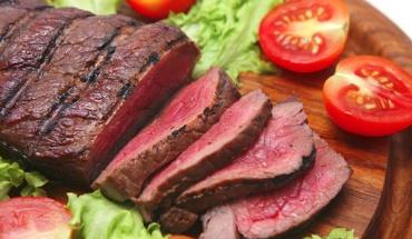 Το κρέας μας παρέχει σίδηρο υψηλής διατροφικής αξίας