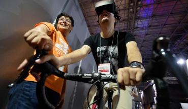 Βαριέστε το στατικό ποδήλατο και το διάδρομο; Βρέθηκε η λύση