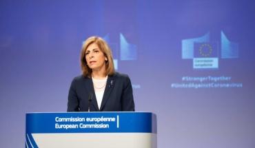 'Γυρίζουμε σελίδα' δηλώνει η Επίτροπος Κυριακίδου σε Τηλεδιάσκεψη Υπ. Υγείας ΕΕ