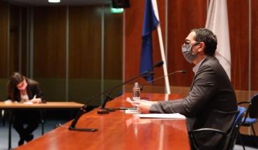 Ιωάννου: Υλοποιήσιμος ο στόχος του εμβολιασμού του 60% του πληθυσμού μέχρι τέλη Ιουνίου