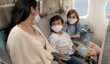 Η Emirates ανακοινώνει μία μοναδική προσφορά για οικογένειες  που επισκέπτονται το Ντουμπάι