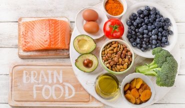 Δώδεκα τροφές για καλύτερη εγκεφαλική λειτουργία