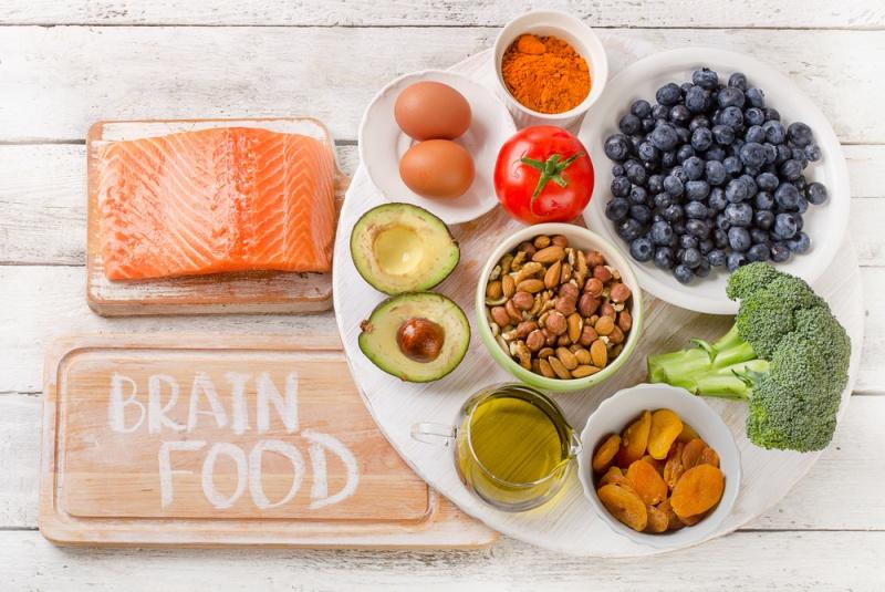 YgeiaWatch - Δώδεκα τροφές για καλύτερη εγκεφαλική λειτουργία