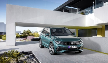 Στους εκθεσιακούς χώρους της Unicars το ανανεωμένο VW Tiguan