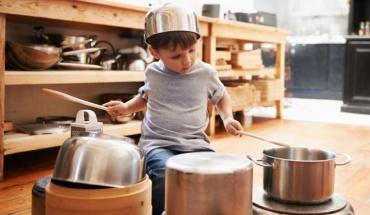 Η μουσική μεγαλώνει υγιή παιδιά
