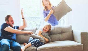 Παιχνίδια στο σπίτι για fitness και διασκέδαση
