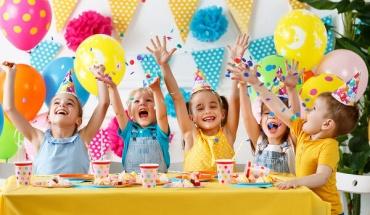 Ένα παιδικό πάρτι μπορεί να γίνει αιτία υπερ-μετάδοσης