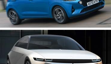 """Το Hyundai i10 """"Καλύτερο Μικρό Αυτοκίνητο για την Πόλη 2021"""", από το What Car?"""