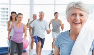 Γυμναστική και καλή διατροφή μας χαρίζουν περισσότερα χρόνια ζωής
