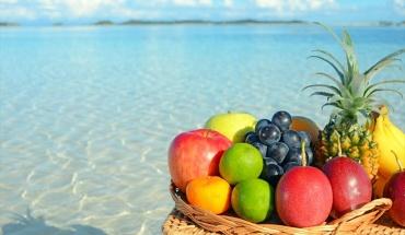 Ιδέες για υγιεινά σνακ στην παραλία