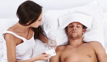 Μπορούμε να κάνουμε σεξ με ίωση αλλά τι γίνεται με τον σύντροφο;