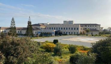 Συνολικά 61 ασθενείς με κορωνοϊό νοσηλεύονται στο ΓΝ Αμμοχώστου