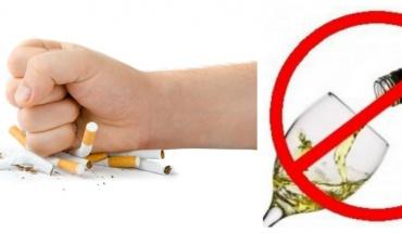 Πυρ, γυνή και θάλασσα ή μήπως κάπνισμα, διαζύγιο και αλκοόλ;