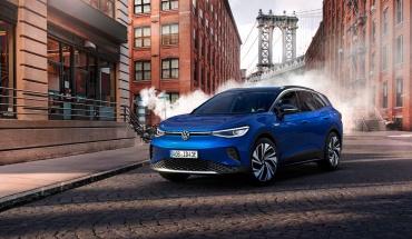 Το ηλεκτρικό Volkswagen ID.4 είναι το Παγκόσμιο Αυτοκίνητο της Χρονιάς