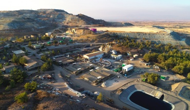 Hellenic Minerals: Ολοκληρώθηκε η κατασκευή του μεταλλουργικού έργου