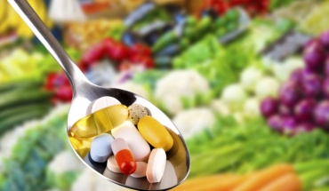 Φρούτα, λαχανικά, ψάρια και όσπρια για υγιή μάτια