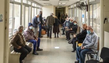 Παράπονα για καθυστέρηση και χώρο εμβολιασμού στο παλιό νοσοκομείο Λεμεσού