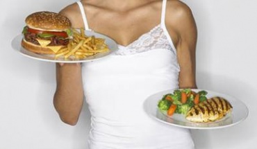 Δική μας επιλογή η καλή ή κακή διατροφή