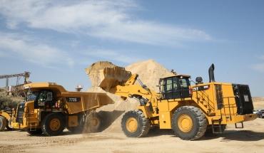 Παραδόθηκαν από τη CTC Automotive Ltd έντεκα τελευταίας τεχνολογίας βαρέα μηχανήματα Caterpillar