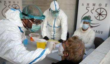 Ανακοινώθηκαν 31 νέοι θάνατοι και 2.125 περιστατικά κορωνοϊού στην Ελλάδα